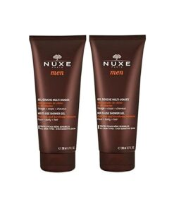 NUXE Men Gel Duche Multi-Usos Cabelo & Corpo 200ml x2.